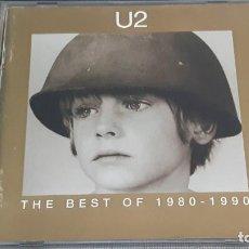 CDs de Música: 2 CD - U2 - THE BEST OF 1980-1990. Lote 295422228