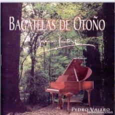 CDs de Música: GABATELAS DE OTOÑO - JULIÁN SANTOS CD - LP COMPLETO. Lote 295422453