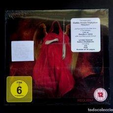 CDs de Música: TRIPTYKON - REQUIEM [LIVE AT ROADBURN 2019] - CD + DVD 2020 - CENTURY MEDIA (EDICION LIMITADA). Lote 295422553