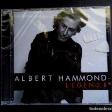 CDs de Música: ALBERT HAMMOND - LEGEND II - CD 2012 - SONY (NUEVO / PRECINTADO). Lote 295423993