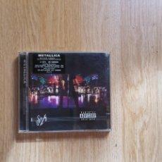 CDs de Música: METALLICA 2 CDS. Lote 295424358