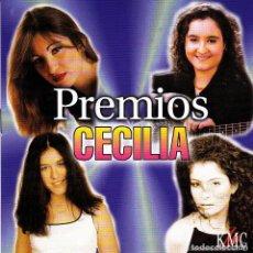 CDs de Música: PREMIOS CECILIA-EVA GOMEZ + LUCIA ESCRIBANO ZAMORA + EVA Mª TECLES + MARIAN SOTO CD ALBUM 2000 SPAIN. Lote 295424403