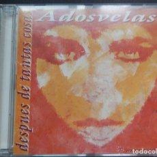 CDs de Música: A DOS VELAS DESPUES DE TANTAS COSAS CD COMPLETO. Lote 295424783