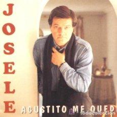 CDs de Música: JOSELE - AGUSTITI ME QUEDE - CD. Lote 295426053
