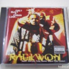 CDs de Música: RAEKWON - ONLY BUILT 4 CUBAN LINX - CD 1995 -C 1. Lote 295430938
