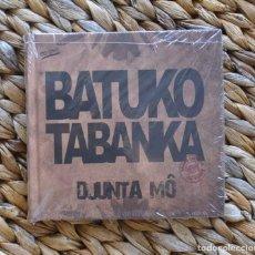 CDs de Música: BATUKO TABANKA – DJUNTA MÔ 2009 CD + DVD MUSICA AFRICANA CABO VERDE GALEGA. Lote 295479478