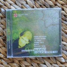 CDs de Música: XOSÉ MANUEL BUDIÑO – A GALICIA VENTE XA CD MUSICA CELTA GALEGA GALICIA. Lote 295480868