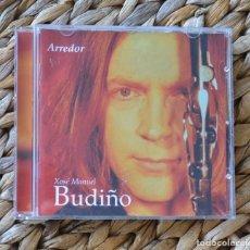 CDs de Música: XOSÉ MANUEL BUDIÑO – ARREDOR CD MUSICA CELTA GALEGA GALICIA. Lote 295481753