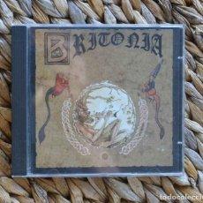 CDs de Música: BRITONIA CD 1998 MUSICA CELTA TRADICIONAL GALEGA GALLEGA GALICIA. Lote 295483473