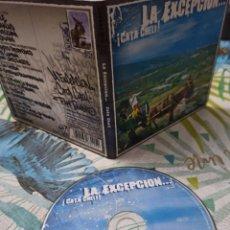 CDs de Música: LA EXCEPCIÓN - ¡CATA CHELI!. Lote 295517923