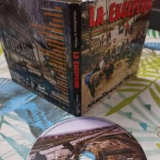 CDs de Música: LA EXCEPCIÓN - AGUANTANDO EL TIRÓN. Lote 295519313