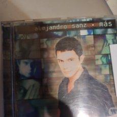 CDs de Música: ALEJANDRO SANZ. MÁS . CD .. Lote 295521993