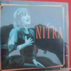 CDs de Música: LA NITRA - CD UNA EXCELENTE VOZ FLAMENCA, TANGOS, TANGUILLOS, BULERÍAS, RUMBAS, FANDANGOS, ALEGRIA. Lote 295528188