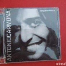 CDs de Música: ANTONIO CARMONA , VENGO VENENOSO - CD. Lote 295529898