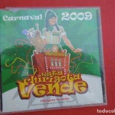 CDs de Música: ESTA CHIRIGOTA VENDE - CHIRIGOTA DE CADIZ - CARNAVAL 2009 - EL SHERIFF - CD. Lote 295531813