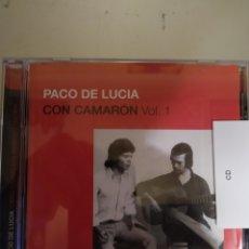CDs de Música: PACO DE LUCIA CON CAMARÓN. VOLUMEN 1. CD .. Lote 295538683