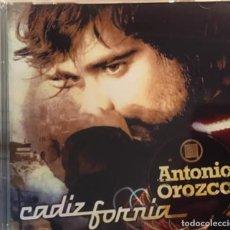 CDs de Música: ANTONIO OROZCO - CADIZFORNIA - CD. Lote 295546858