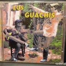 CDs de Música: CD LOS GUACHIS LA ROSA RECORDS 1999 SPAIN PEPETO. Lote 295549723