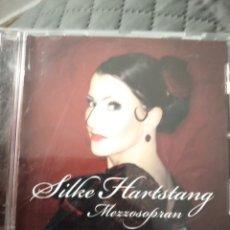 "CDs de Música: CD - SILKE HARTSTANG ""MEZZOSOPRAN"". Lote 295550133"