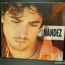 CDs de Música: MIGUEL NANDEZ (CD BMG MUSIC 2003) DIGIPACK 2003 SPAIN PEPETO. Lote 295550193