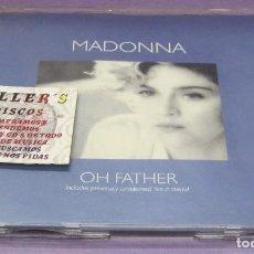 CDs de Música: MADONNA - OH FATHER - CD SINGLE. Lote 295627468