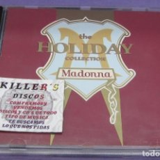 CDs de Música: MADONNA - THE HOLIDAY COLLECTION - CD SINGLE. Lote 295629343