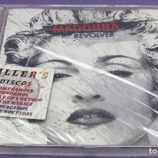CDs de Música: MADONNA - REVOLVER - REMIXES - CD PRECINTADO. Lote 295634068
