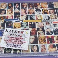CDs de Música: MADONNA - THUNDERPUSS GHV2 MEGAMIX PROMO - CD. Lote 295636233