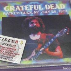CDs de Música: GRATEFUL DEAD - WATIKINS GLEN NY JULY 28 1973 - 2X CD. Lote 295637683
