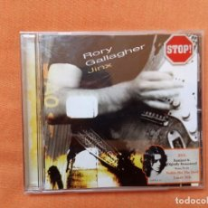 CDs de Música: RORY GALLAGHER - JINX - CD 2000. Lote 295639368