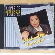 CDs de Música: ATAHUALPA YUPANQUI (VOCES DE ORO) CD 1988. Lote 295639818