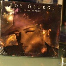 CDs de Música: BOY GEORGE- ORDINARY ALLEN (CD, DIGIPAK, NUEVO PRECINTADO). Lote 295640038