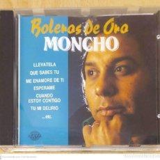 CDs de Música: MONCHO (BOLEROS DE ORO) CD 1989. Lote 295641938