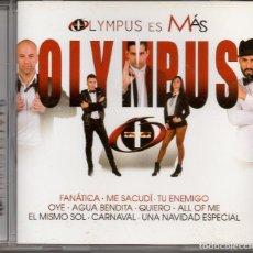 CDs de Música: OLYMPUS--OLYMPUS ES MAS-ORQUESTAS DE GALICIA. Lote 295723523