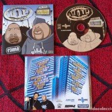 CDs de Música: DJ HERTZ & DJ DIFUZZ **SPECIAL MOP THE MARXMEN** CD ORIGINAL FRANCIA CYPHA PRAYER. Lote 295777583