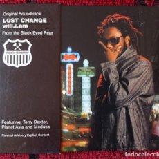 CDs de Música: WILL.I.AM. ** LOST CHANGE (ORIGINAL SOUNDTRACK) ** CD ORIGINAL 2001 UK. Lote 295811628