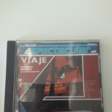 CDs de Música: VIAJE ESPECTACULAR. WERNER MÜLLER Y SU ORQUESTA. CD. TELDEC.. Lote 295827248