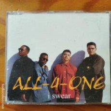CDs de Música: ALL-4-ONE - I SWEAR + 3 VERSIONES- CD EP -. Lote 295830693