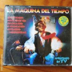 CDs de Música: LA MAQUINA DEL TIEMPO -DOBLE CD - BLANCO Y NEGRO MIX.. Lote 295834568