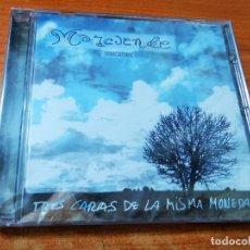CDs de Música: MORCUENDE TRES CARAS DE LA MISMA MONEDA JOSE LUIS RODRIGUEZ ÑU CD ALBUM PRECINTADO 2015 8 TEMAS. Lote 295842393