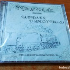CDs de Música: MORCUENDE LA VIDA EN BLANCO Y NEGRO JOSE LUIS RODRIGUEZ ÑU CD ALBUM PRECINTADO 2016 11 TEMAS. Lote 295842743