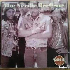 CDs de Música: NEVILLE BROTHERS - MARDI GRAS MAMBO (CD) SOUL ALTAYA NUM 16. Lote 295846458