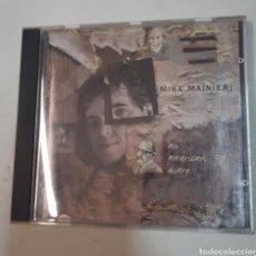CDs de Música: MIKE MAINIERI – AN AMERICAN DIARY. Lote 295876643