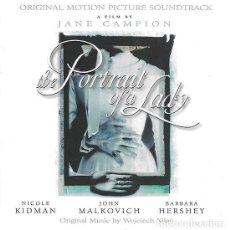 CDs de Música: THE PORTRAIT OF A LADY / WOJCIECH KILAR CD BSO. Lote 295879083