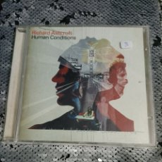 CDs de Música: CD RICHARD ASHCROFT HUMAN CONDITIONS .. Lote 295879618