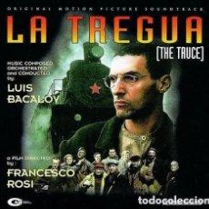 CDs de Música: LA TREGUA / LUIS BACALOV CD BSO. Lote 295879928