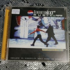 CDs de Música: CD GENERATION NEXT.. Lote 295880013