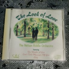 CDs de Música: CD THE LOOK OF LOVE .. Lote 295880033