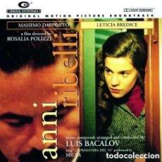 CDs de Música: ANNI RIBELLI / LUIS BACALOV CD BSO. Lote 295880068