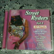 CDs de Música: CD STREET RYDERS.. Lote 295880108